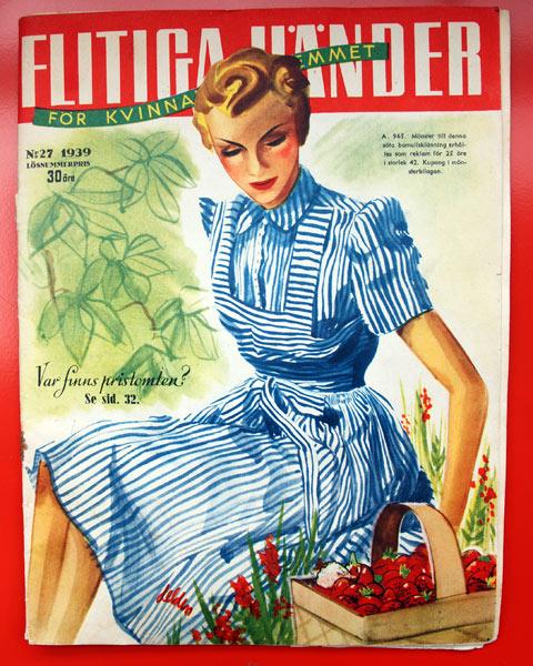 Enastående nyheter för husmodern anno 1939