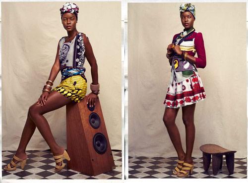 Vackra kläder från Kenya/New York!