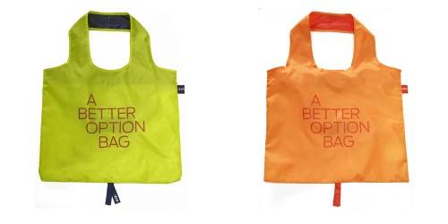 A better bag från Abob. För att minska slöseriet - ta med tygkassen till Konsum! (Foto Abob)