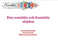 Kurbits på turné! Välkommen till ABF-huset i Stockholm, där pratar jag på onsdag. Ikväll finns jag på församlingsgården i Härnösand.
