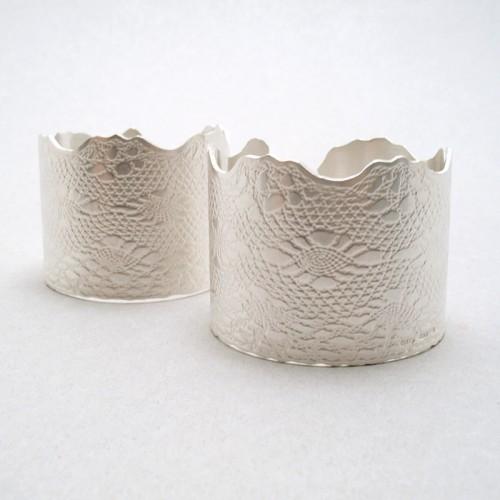 Silverarbete av Klara Eriksson. (Foto Klara Eriksson)
