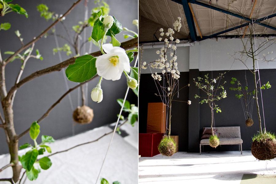 Holländska String Garden har kommit något fiffigt på tråden - och rasande vackert! (Foto www.stringgardens.com)