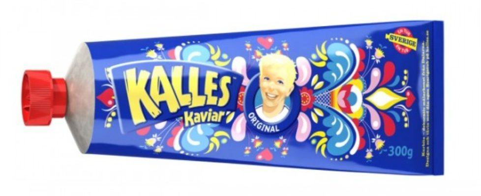 Kurbitskaviar hos Kalle