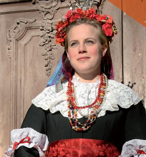 Bröllopsdags på Skansen i helgen. (Foto Skansen)