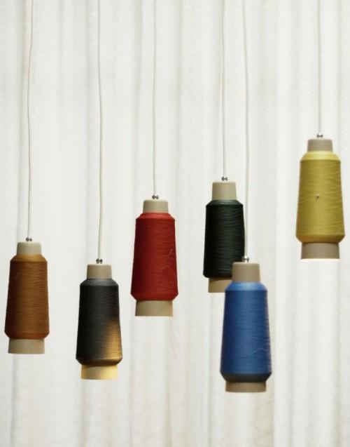 Lampan Ta-rae är gjord av koreanska studion Design Virus. (Foto www.contemporist.com)