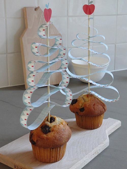 Julträd att göra själv, från Jurianne Matter. (foto Jurianne Matter)