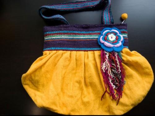Väska från Cueva Art&Design. (Foto www.cueva.se)