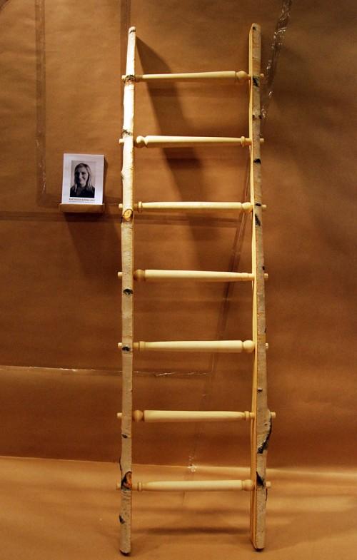 Stor stege. Mathilda Björklund. (Foto Kurbits)
