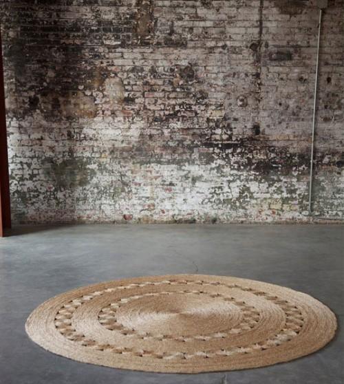 Rättvisemärkt, korrekt och dessutom fin serie mattor från australiensiska Armadillo&Co. Vilken schysst kombo! (Foto www.armadillo-co.com)