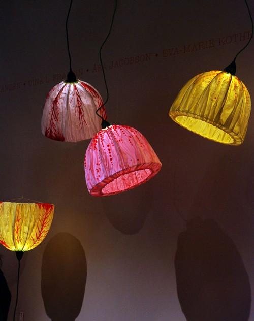 Fler lampor på samma tema. (Foto Kurbits)