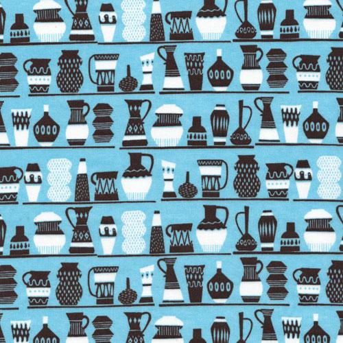 Textilen Pots&Jugs, Cloud 9 Fabrics. (Foto www.cloud9fabrics.com)