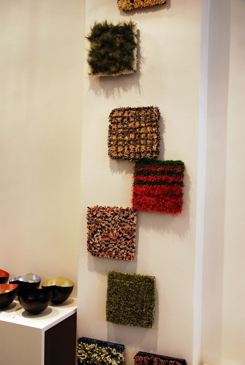Tina Olssons små ryor i 60 exemplar. Jag undrar var de förvarar de resterande 50? (Foto Kurbits)