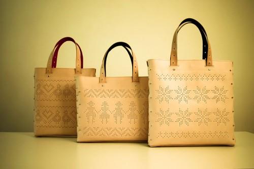De finaste väskorna Pixelfolk kommer från ungerska The Beta Version. (Foto http://trendland.net)