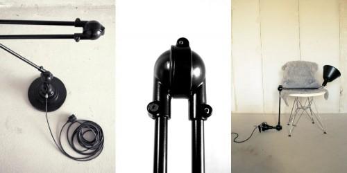 Collage Triplex Lamp. (Foto Ulrika Kullenberg)