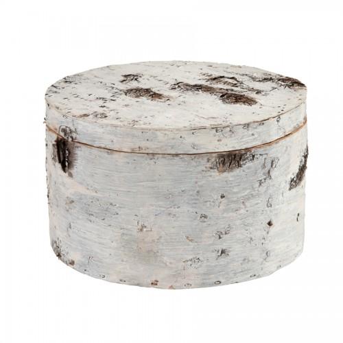 Ask med lock i björk. Höstnyhet från Granit. (Foto Granit)