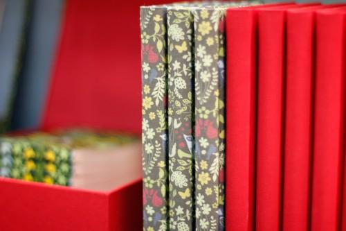 Nystartade Papp Limited sätter papper och bokbinderi i centrum.  (Foto Papp Limited)