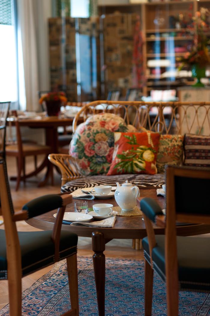 presentkort afternoon tea svenskt tenn