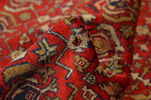 Handknuten Shirwan-matta i ull från Azarbaijan, Carpet Vista. (Foto Carpet Vista)