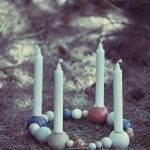 Annorlunda adventsstake, från Ferm Living. (Foto Ferm Living)