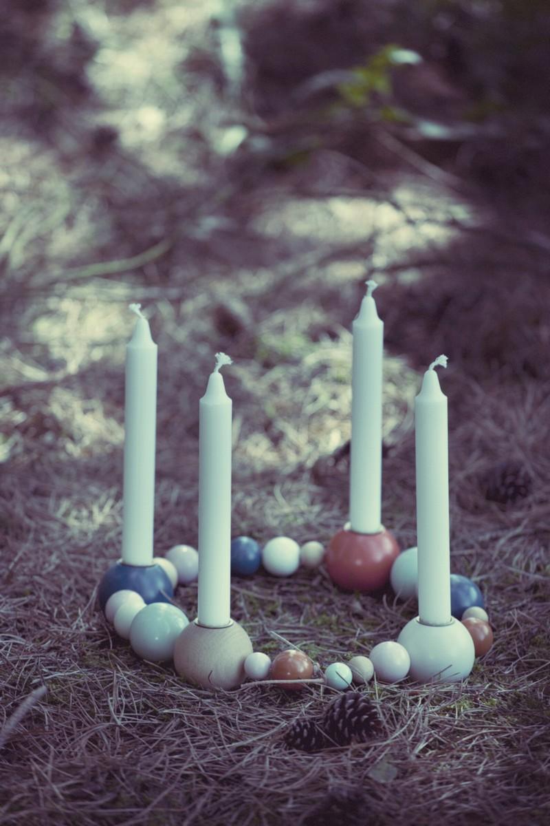 Stilfull och stillsam jul från Ferm Living