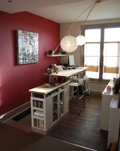 Vi bygger om därhemma utifrån egen fantasi, eget behov och egen stil. (Foto Ikea Hacker)