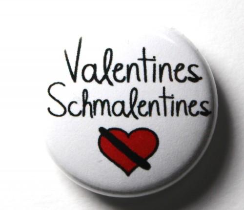 Valentines Schmalentines just idag. Eller om man hellre föredrar det Glad Valentin, se mer på dagens Zickerman.  Foto Etsy)