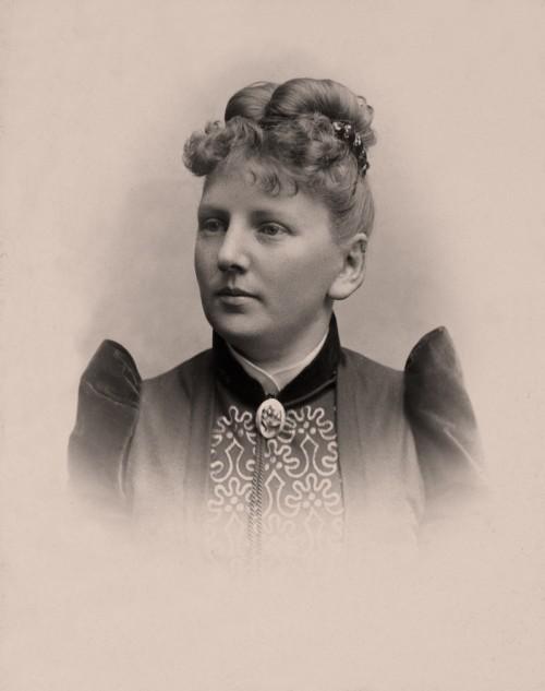 Lilli Zickerman, 1858-1949. Hemslöjdsrörelsens grundare.