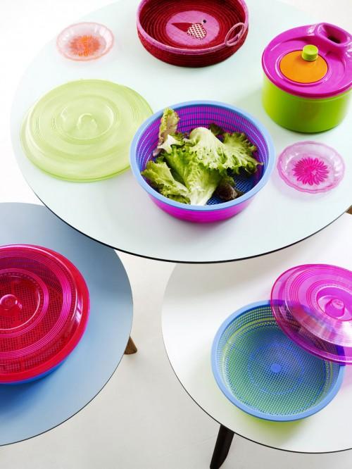 Färg i köket från Rice. (Foto Rice)