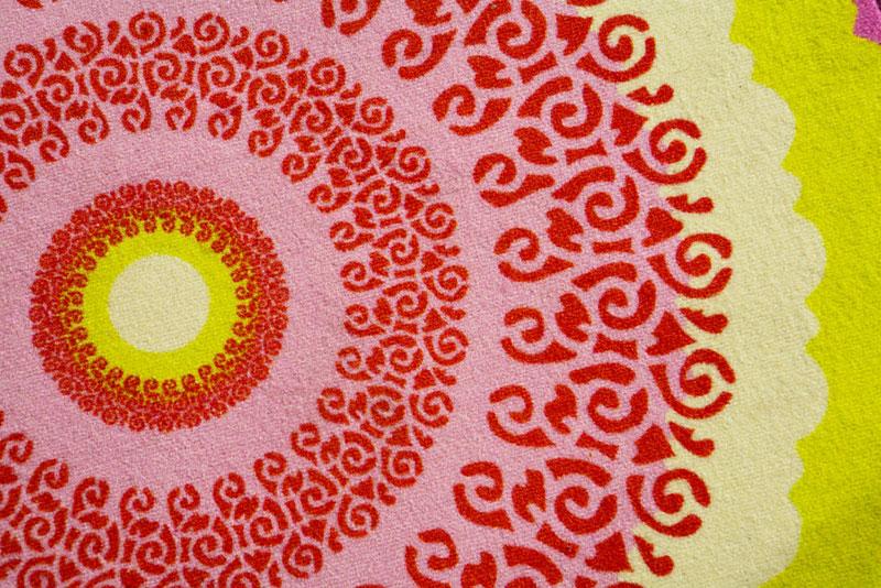 Gör din egen matta hos Creative Carpets