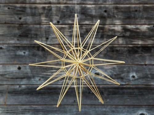 The Gothic Star, av Per Åke Backman. (Foto Lennart Edvardsson)