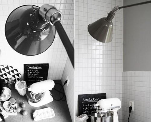 Originalet till svenska Triplexlampan gjordes av JP Johansson 1919. Nu finns den i nyproduktion, av svenska Mackapär. (Foto Mackapär)