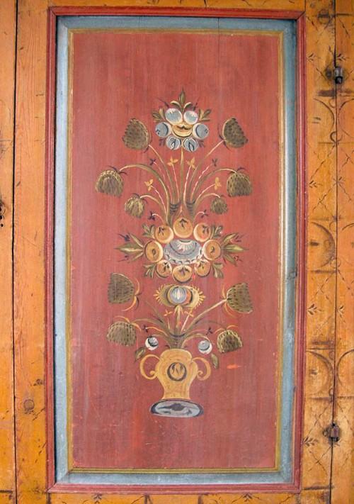 """Per August Ekblom (1830-92). """"Det unika med Ekbloms blomstermåleri var att han jobbade med flera färger i penseln vilket gjorde målningarna mer levande och verkliga"""". (Foto och fakta www.vannasberget.se)"""