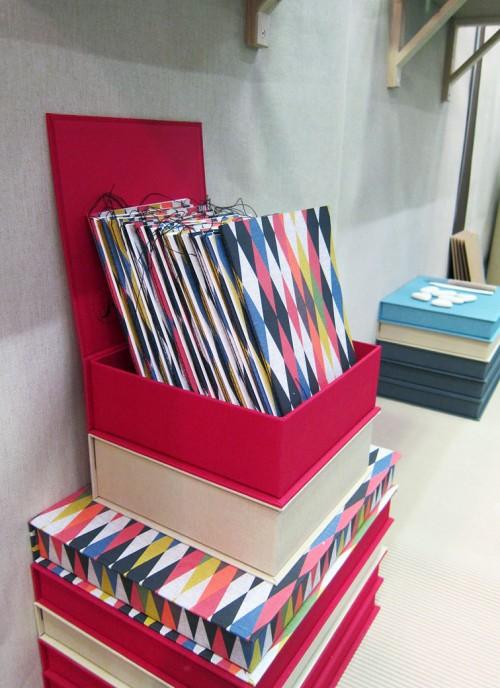 Här är Emelie Eks mönster för Papp Limited igen, fint, eller hur? (Foto Kurbits)