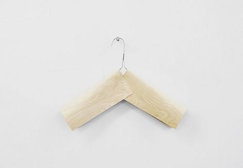Plywoodklädd galge från TAF. (Foto TAF)