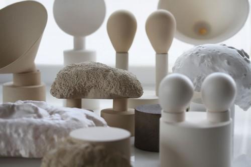 Keramikern Mia E Göransson är aktuell med en utställning på Konsthantverkarna just nu. (Foto Konsthantverkarna)