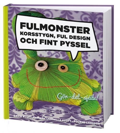 Fuldesigns pysselbok bjuder på en mängd kreativa saker att göra själv. (Foto Fuldesign)