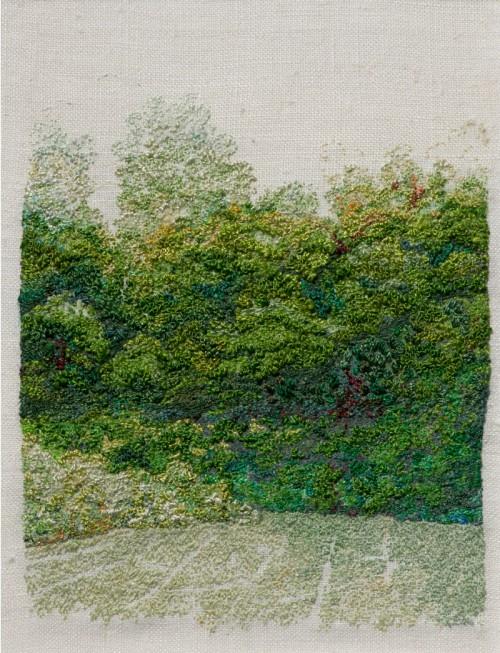 Suzy Strindberg, medverkar i Slow Art på Nationalmuseum. (Foto Nationalmuseum)