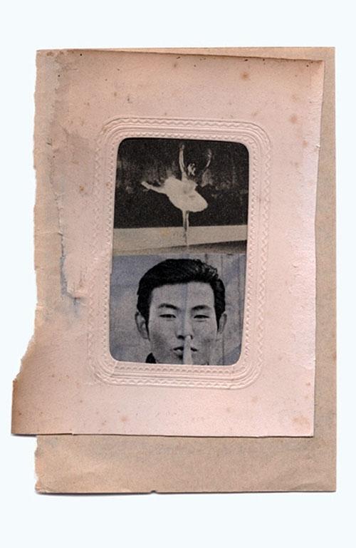 The Jealous Curator är avundsjuk på begåvade Katrien de Blauwer, det här är en del av Jealous Curators collage. (Foto The Jealous Curator)
