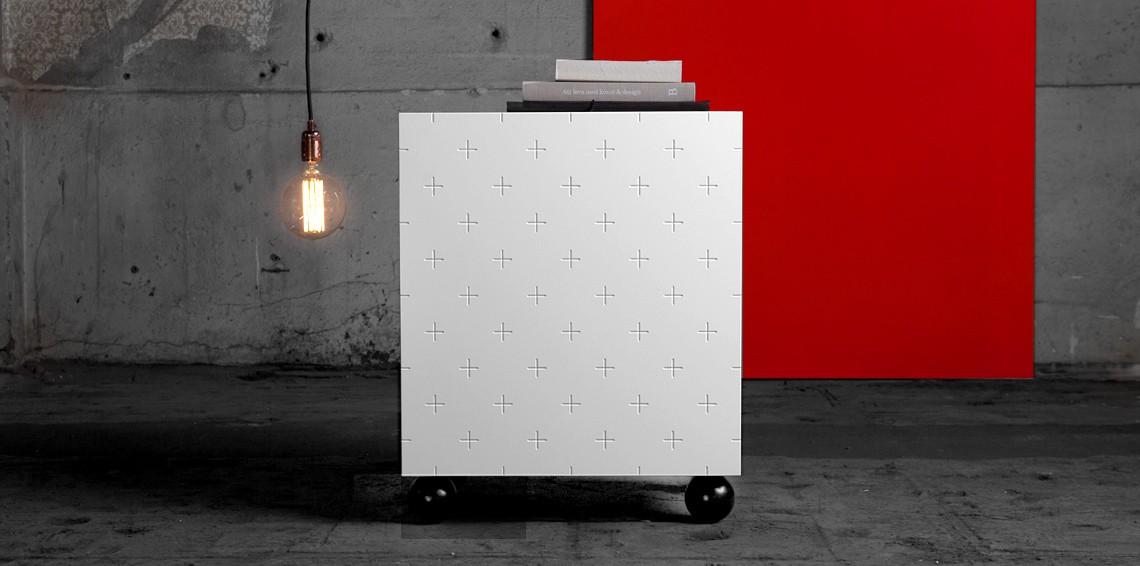 Superfront förnyar dina gamla Ikeamöbler. (Foto Superfront)