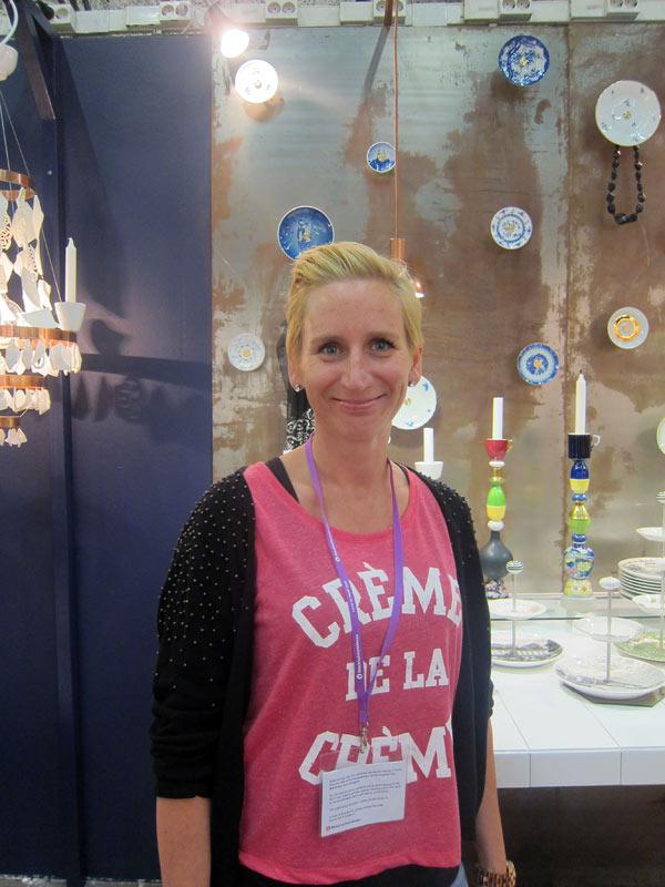 Ida Överby, Créme de la Créme. (Foto Kurbits)