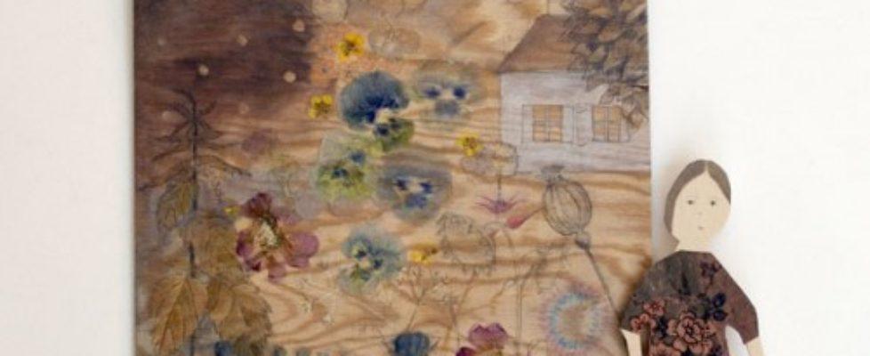 Minnen av trädgården och dess ägare