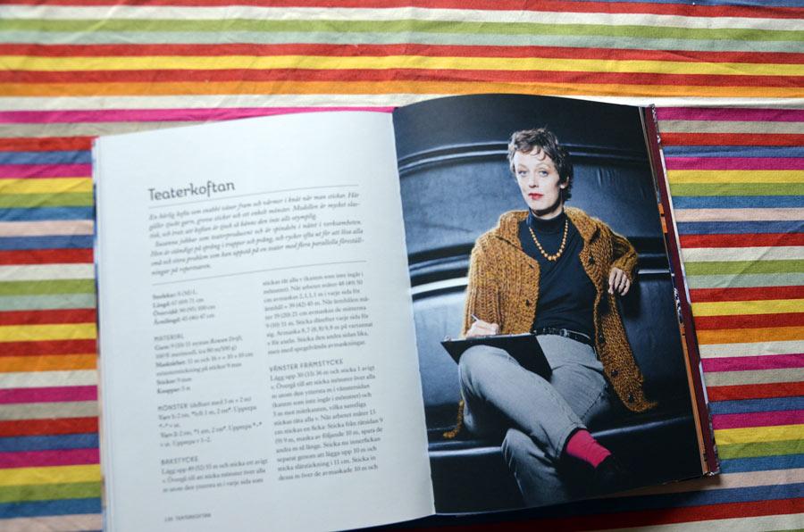 Teaterkoftan. Ur den fantastiskt inspirerande boken Älskade kofta av Birgitta Forslund. (Foto Kurbits)