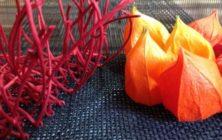 Med kärleksört och rönnbär på tråden