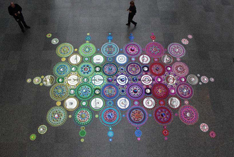 Suzan Drummens kaleidoskopiska värld