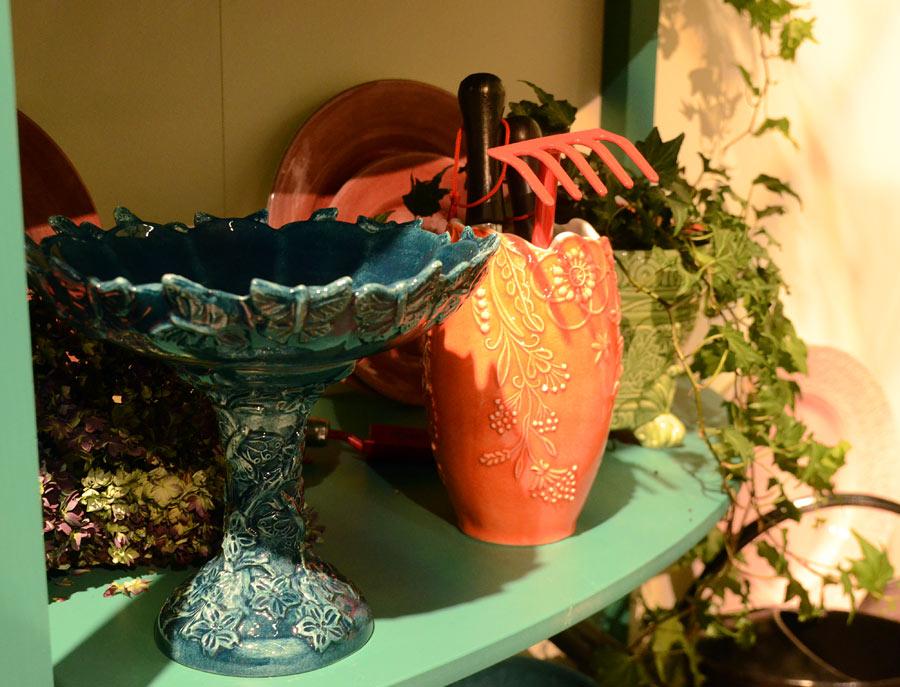 Tord Boontjes samarbete med Matteus fortsätter, nu presenteras hans vas, här i stilig orange. (Foto Kurbits)