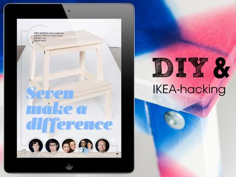 Sju fantastiska kreatörer har gjort om var sin Ikeapall i appens DIY-avdelning. Och vilka spännande resultat! (Foto ur Wood by Hemstilat)