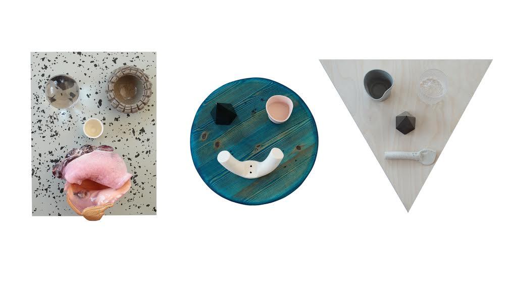 Bakom kollektionen Last finns trion Åsa Jungnelius, Gustaf Nordenskiöld och Fredrik Paulsen. De gör alla produkter för hand och säljer från respektive ateljé, i ett försök att skippa producent- och återförsäljarled. (Foto Last)