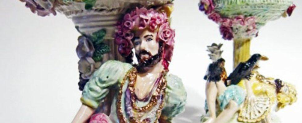 Alexander Tallén och porslinsfigurinen