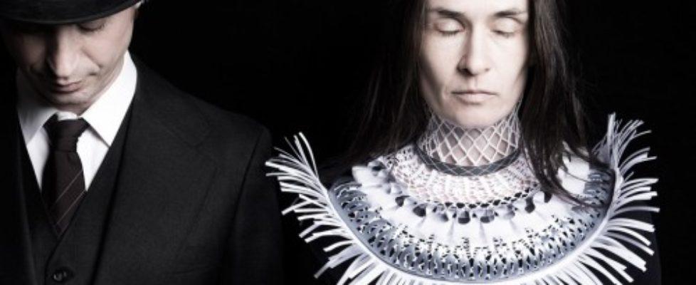 Vingklippt smycke av Johanna Törnqvist