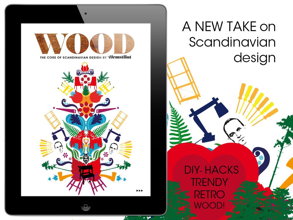 Läs i sommar: vår app Wood